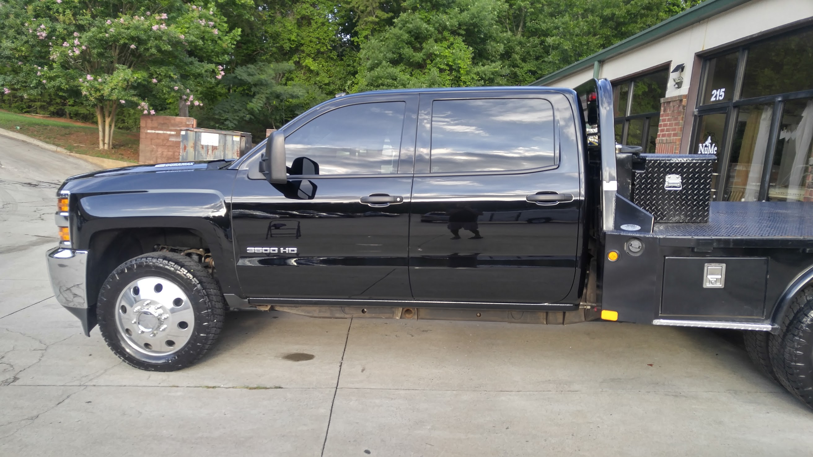 chevy 3500 auto sparkle detailing atlanta cumming ga. Black Bedroom Furniture Sets. Home Design Ideas